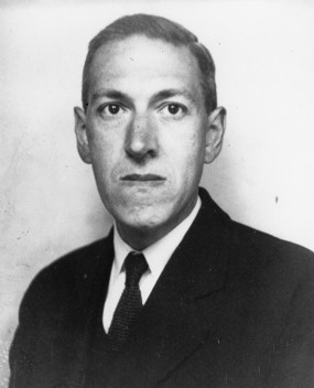 Lovecraft used concepts from hyperspace and non-euclidean geometry in his cosmic horror tale 'Dreams in The Witch House'.