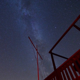 Milky Way - Cairngorms