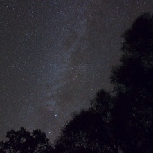 The Milky Way near Achnasheen