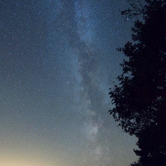Milky Way - Loch Morlich